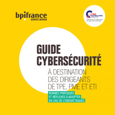 Bpifrance guide cybersécurité